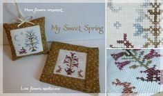 A part of a pattern from The Little Stitcher cazwa.blogspot.com