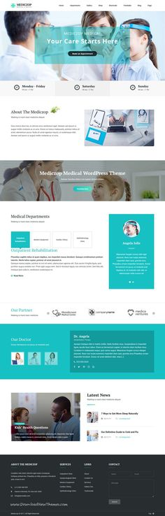 Buy Better Medical - Medical Clinic & Healthy PSD Template by qtcmedia on ThemeForest. Better Medical is designed on based 12 column Responsive grid which can be used for Medical Websites, Medical Compan. Icon Design, Web Design, Logo Design, Modern Design, Design Ideas, Graphic Design, Medical Websites, Medical Laboratory Science, Medical Design