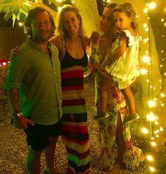 Diego Torres y su familia bella!