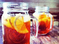 Φτιάχνω Παγωμένο Τσάι με Γεύσεις