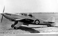 hawker hotspur - Google Search