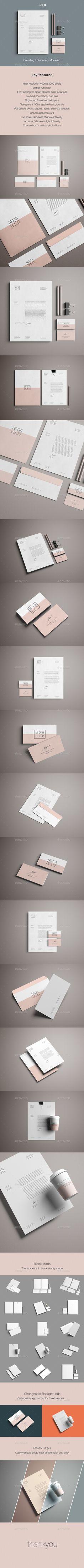 Stationery & Branding Mockup. Download here: http://graphicriver.net/item/stationery-branding-mockup/16816059?ref=ksioks