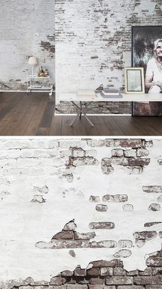 57 Ideas wallpaper white brick for 2019