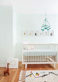 A Kid-Friendly Venice Bungalow - Homepolish Los Angeles Nursery Room, Kids Bedroom, Nursery Decor, Kids Rooms, Nursery Ideas, Baby Room, Child Room, Themed Nursery, Room Ideas