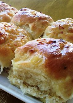 Homemade Dinner Rolls . . . these are so Amazing!