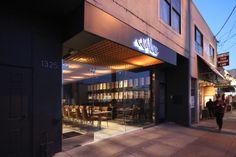 Nabe Restaurant by Alan Tse   Charles Chan Architectural Studio, San Francisco - California