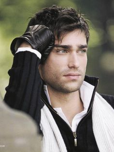Lionel Clerc. This man is beyond beautiful.