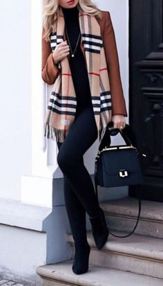 53 Cute Womens Fashion Outfits Ideas - Mode Tipps - Best Of Women Outfits Mode Outfits, Stylish Outfits, Classy Fall Outfits, Spring Outfits, Autumn Outfits, Summer Work Outfits, Look Fashion, Autumn Fashion, Feminine Fashion
