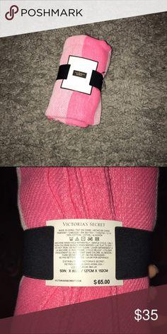 VS Beach Blanket 💕 Measurements are in second picture. Victoria's Secret Accessories Scarves & Wraps