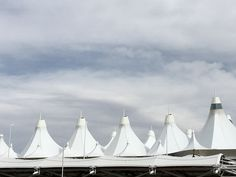 Denver international airport.