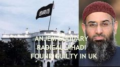 UPDATE - Anjem Choudary - UK Cleric  - Convicted 10 yrs for Hate Offenses