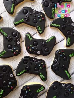 x-box controller cookies