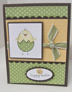 Personally Yours : Stampin' Up! Easter Projects from the Archives...