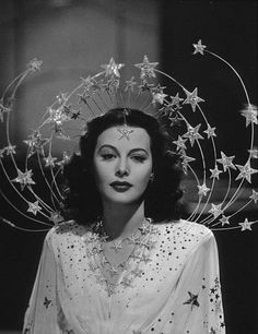 Hedy Lamarr in Ziegfeld Girl.
