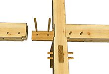 link to Glossary of Barn Joinery