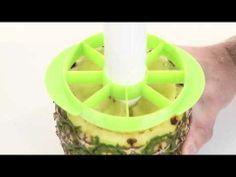Sbuccia taglia ananas VacuVin