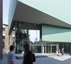 Museum kwartier Den Bosch met een doorloop naar de Muntel