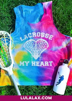 Lacrosse pinnies are perfect for practice, tournaments, summer and more! Personalize with a name and number on the back for a great team gift idea! Little Sis, Big Sis, Team Gifts, Great Team, Personalized Gifts, Soccer, Number, Girls Lacrosse, Top Girls