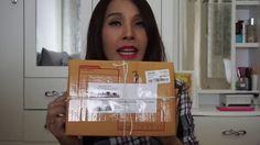 Unboxing แกะกล่องจาก MERREZCA