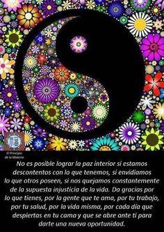 Paz interior                                                                                                                                                      Más