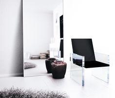 skandinavian interior. chair by nobo design.