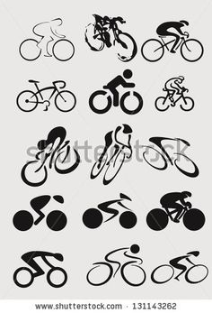 cyclist by hn3k, via Shutterstock