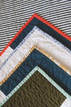 Fort Campbell Quilts - Modern Quilts - Fort Cotton Quilt Co.