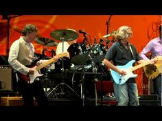 Steve Winwood, Eric Clapton - Had to Cry Today - YouTube