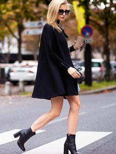Pinterest @esib123 just fab. #CarolineDaur in Paris. #carodaur