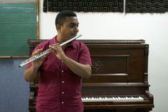 """""""Cuando tú estás enfocado en la música, tu visión es diferente, el arte te cambia..."""" - Francisco Antonio Mojica"""