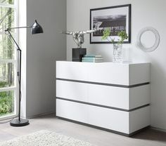 Modern White Gloss Bedroom Furniture Modern White Gloss Bedroom Furniture,modern white gloss bedroom furniture,ikea hemnes chest of 8 drawers - gloss white White Gloss Bedroom Furniture, Mod Furniture, Italian Furniture, Dining Room Furniture, Furniture Making, Ikea Regal Expedit, Contemporary Tv Stands, Modern Wall Units, Quality Furniture