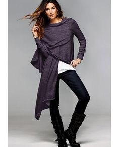 d25d65fe Cashmere Wrap Sweater - great for travel. Vibeke Klemetsen · kashmina