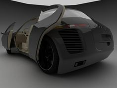 Concept 20 by Lihet Calin, via Behance