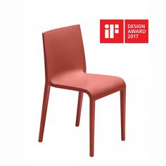 Buy One-Piece Rounded Lines Nassau Stackable Outdoor Chair | 212Concept