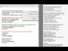 Aqa English Literature A Level Coursework Examples Of Onomatopoeia - image 5