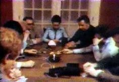 Seance in the Amityville house led by Ed & Lorraine Warren