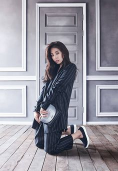 BRUNO MAGLI F/W 2015 Ads Feat. Park Shin Hye (UPDATED) | Couch Kimchi