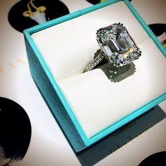 Tiffany& Co engagement ring