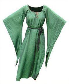 Kostenloses Schnittmuster für Burgfräulein Kostüm