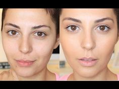 No Makeup Makeup tutorial #natural.  You can do her easy tutorial without her products.  Try using what you have or with out spending too much money.