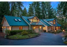 Have you ever seen a home like this colorful one?  Bellevue, WA  $1,088,000