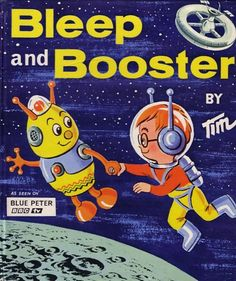 Bleep and Booster by William Timym (1902-1990)