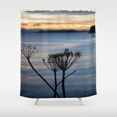 Nautical Shower Curtain Ocean Shower Curtain by GriffingHomeDecor  -- Beautiful products like this can be custom made for you by our members at http://DigiColorCreations.com.