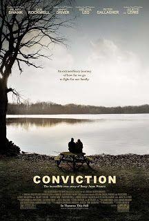 CCL - Cinema, Café e Livros: A Condenação (Conviction)