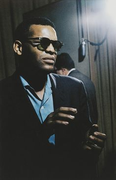 Ray Charles / Lee Friedlander (American, born 1934) / 1959 / Inkjet print, printed 1998 by David Adamson