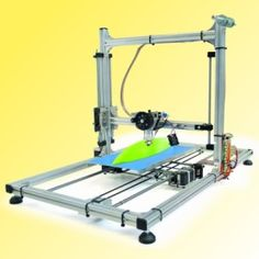 The 3Drag Big: stretching 3Drags printing capabilities