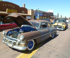 cool rat chevy for sale - Mitchell, SD 2012