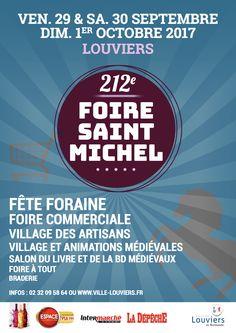 Foire Saint Michel à Louviers