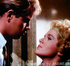 "Troy Donahue and Connie Stevens in ""Parrish"""