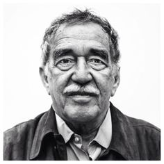 Richard Avedon first photographed Gabriel García Márquez on a rainy day in but he felt that the portrait was a failure. Avedon finally had another chance to photograph the writer in This is the portrait that emerged from that second session.